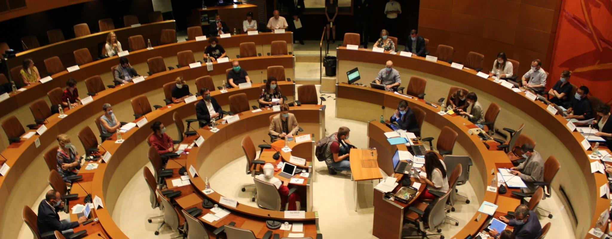 Au conseil de l'Eurométropole, un rapport de force à préciser