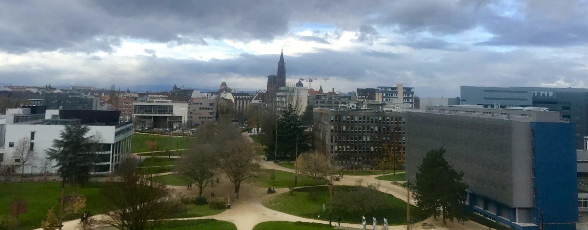 La rentrée sera masquée pour les étudiants de l'Université de Strasbourg