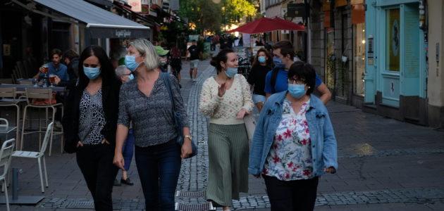 Fin du masque dans la rue et du couvre-feu aujourd'hui