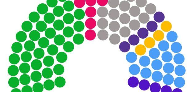 Les contours de la nouvelle majorité écolo-centriste à l'Eurométropole