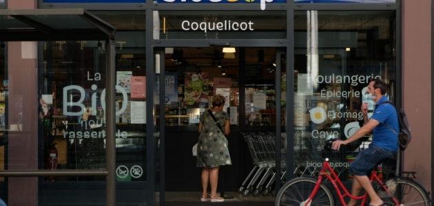 Chez Biocoop Coquelicot, produits équitables, management capitaliste