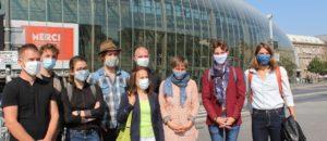 Régionales: les écologistes partent en premier, en regroupant six partis