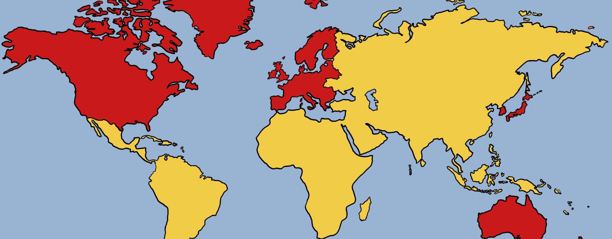 Pour Primark, le monde se divise en deux catégories