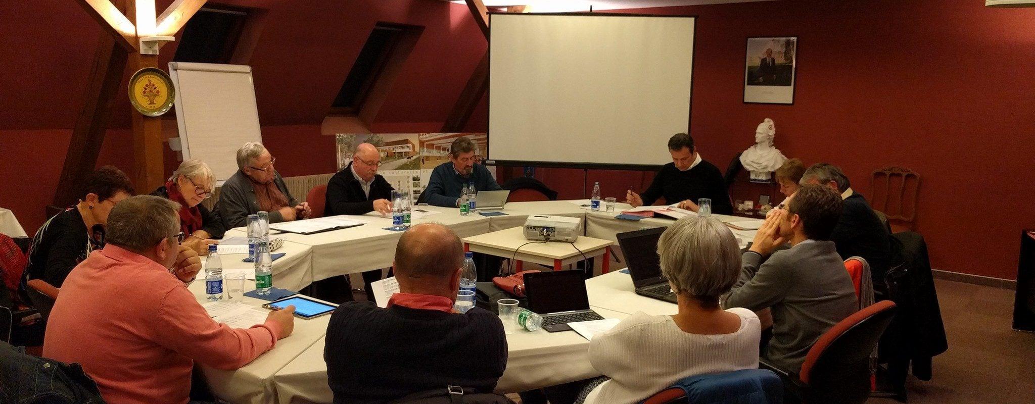 À Niederhausbergen, Jean-Luc Herzog porte les élections jusqu'au Conseil d'État