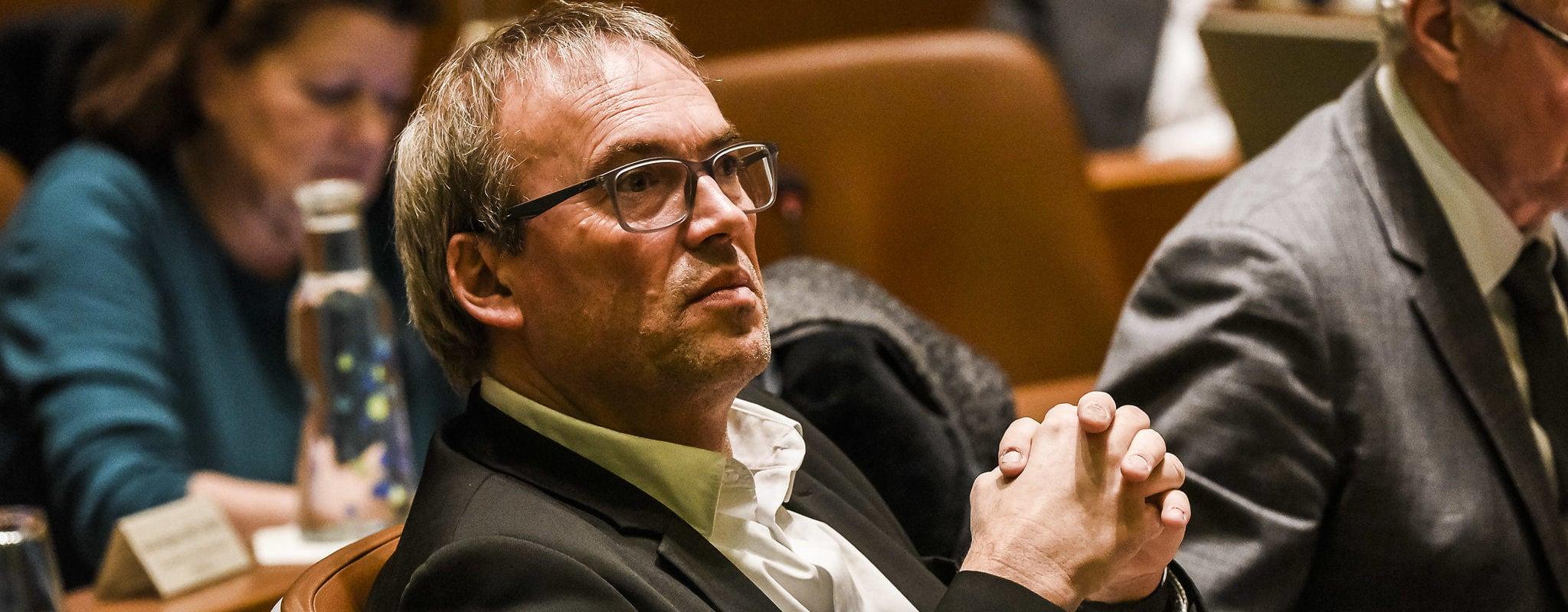 L'ancien adjoint et député socialiste Philippe Bies rejoint la société d'urbanisme de la municipalité