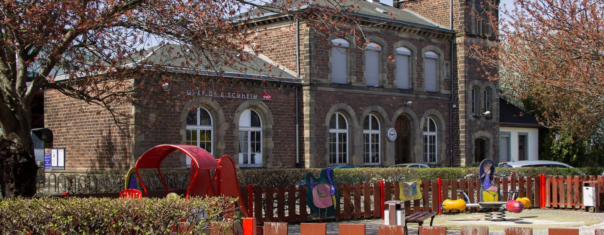 Mobilisation pour sauver la gare de Schiltigheim