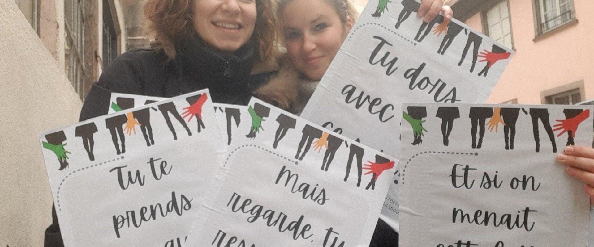 Harcèlement de rue : une marche «Ensemble en jupe» samedi 24 octobre