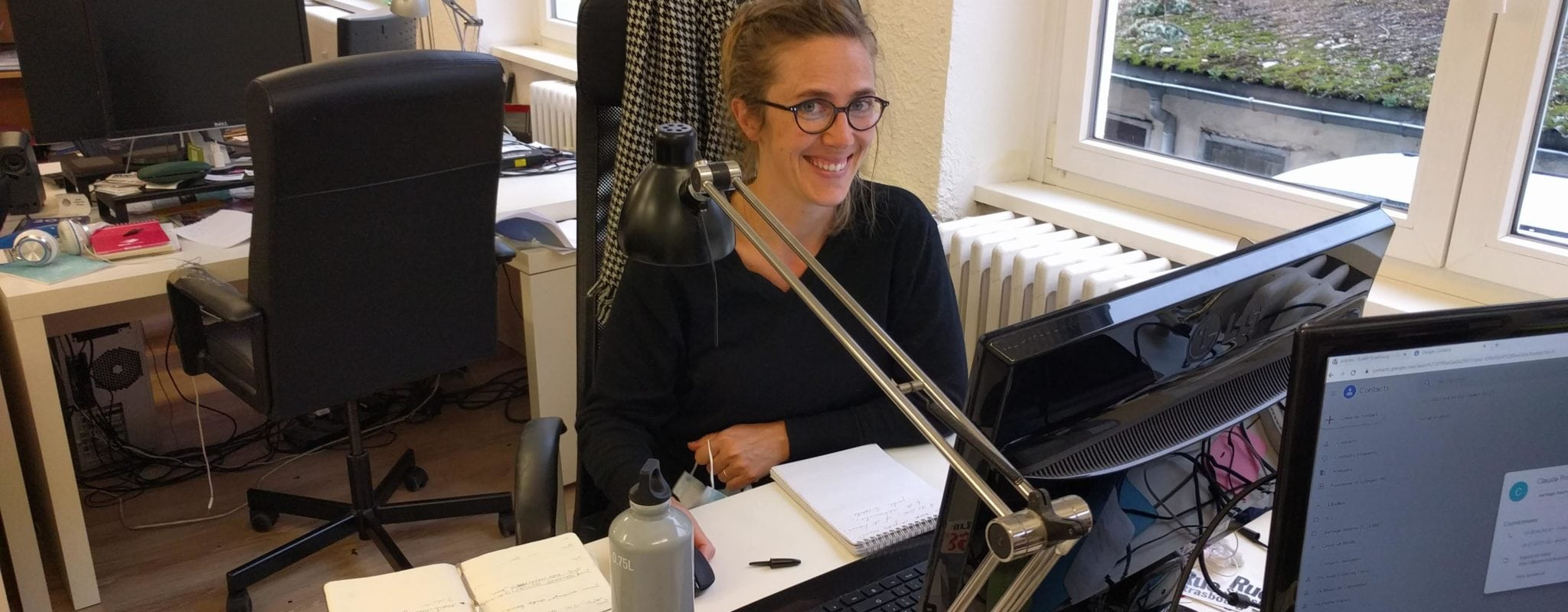 Bienvenue à Maud, nouvelle journaliste de Rue89 Strasbourg