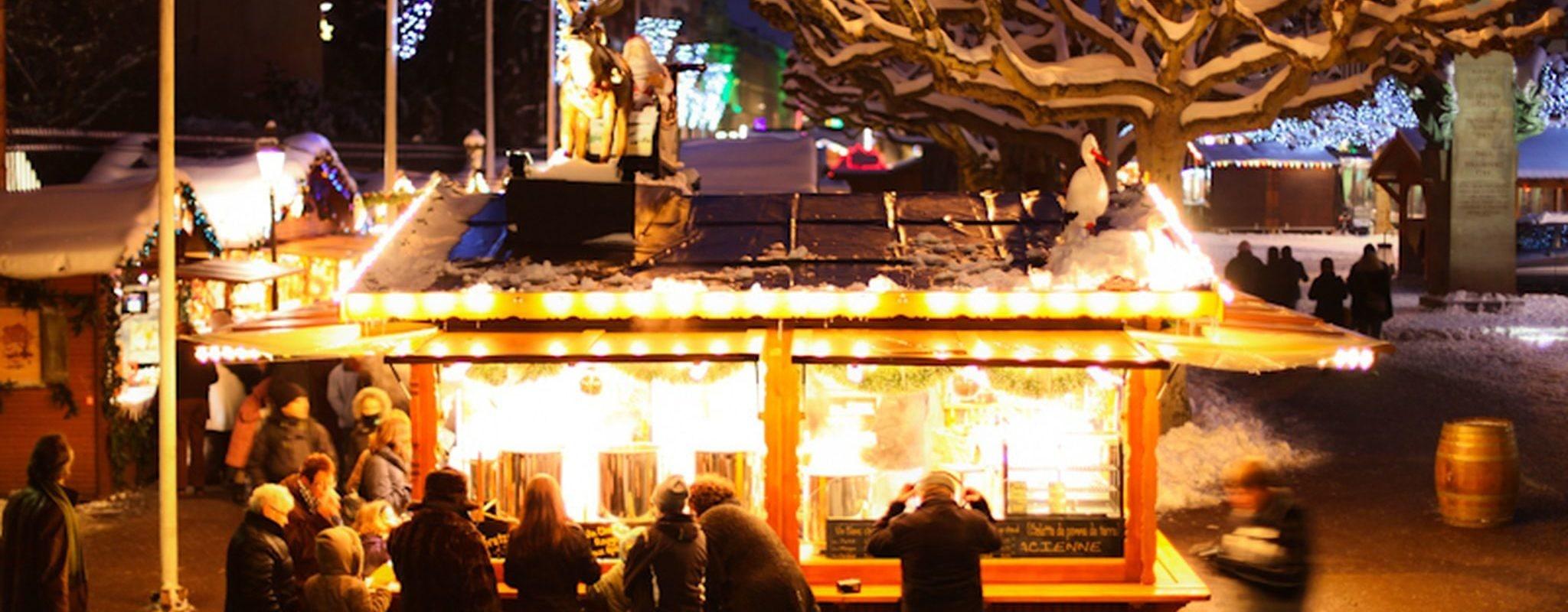 Le Marché de Noël sous covid : un casse-tête entre fin des checkpoints, chalets espacés et zones de consommation