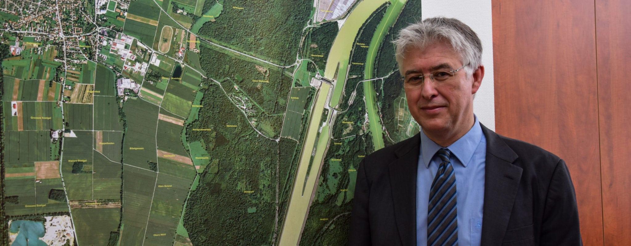 Frédéric Pfliegersdoerffer, maire de Marckolsheim: «Europa Vallée interroge l'identité d'un territoire et de ses habitants»