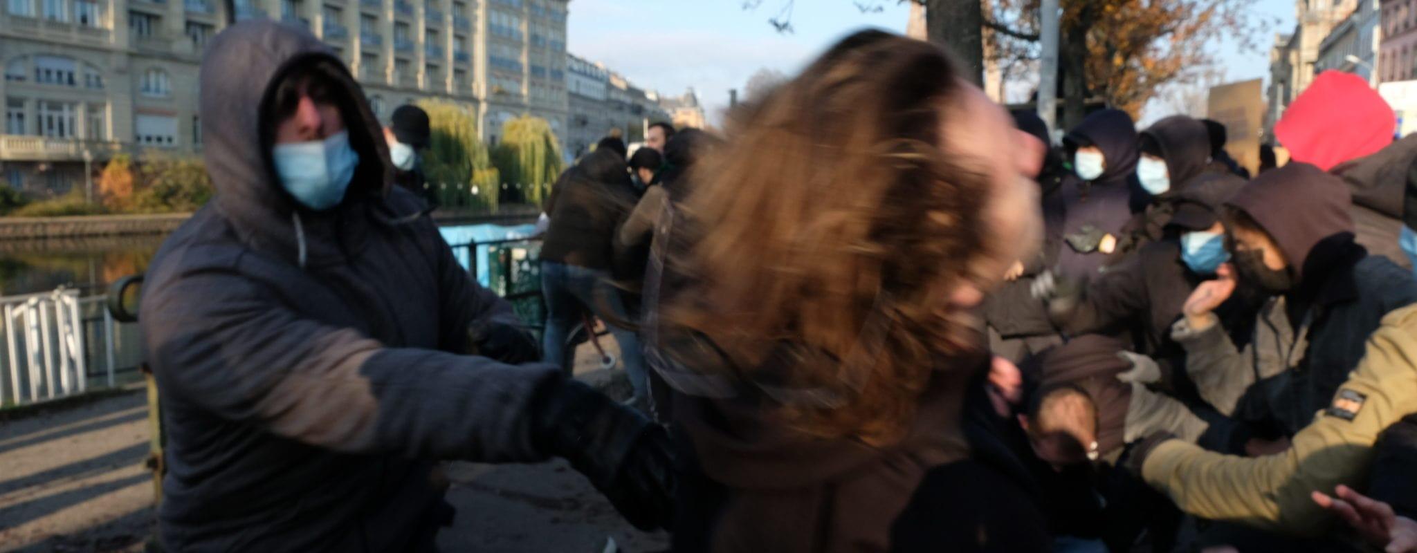 En une semaine, trois agressions contre des militants de gauche à Strasbourg