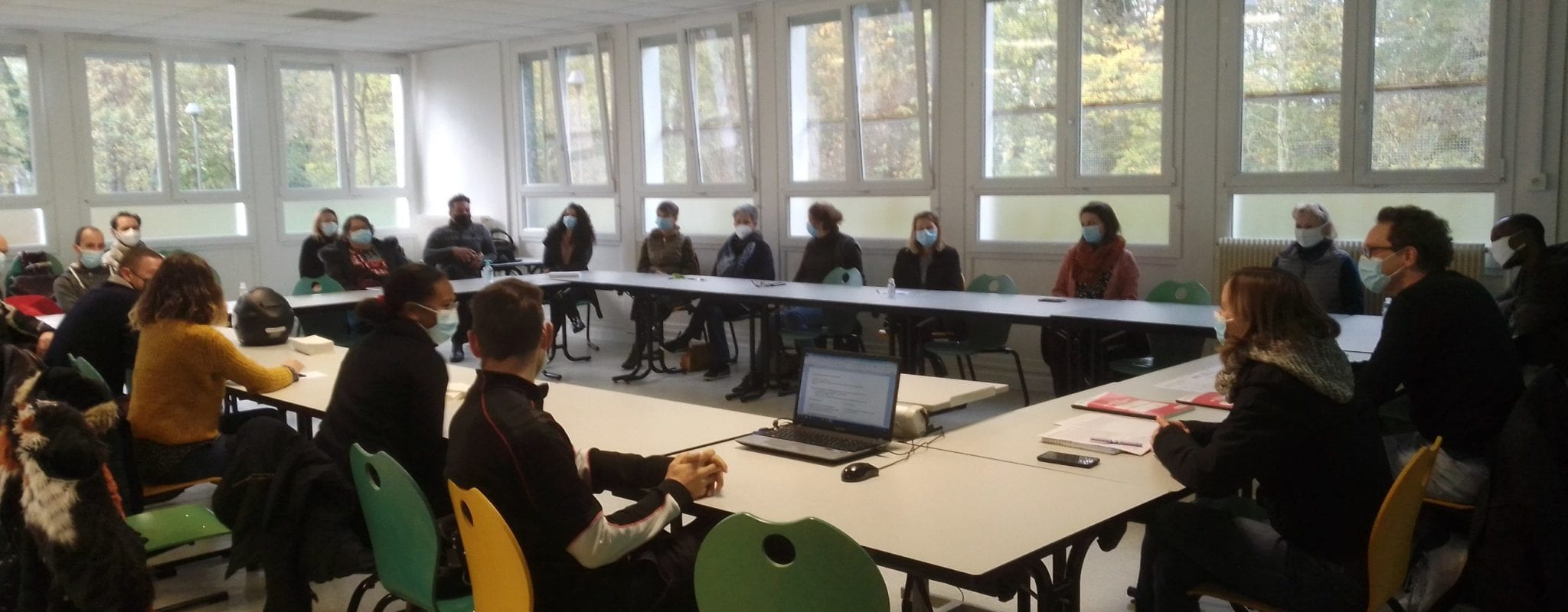 Les enseignants du collège Solignac exercent leur droit de retrait