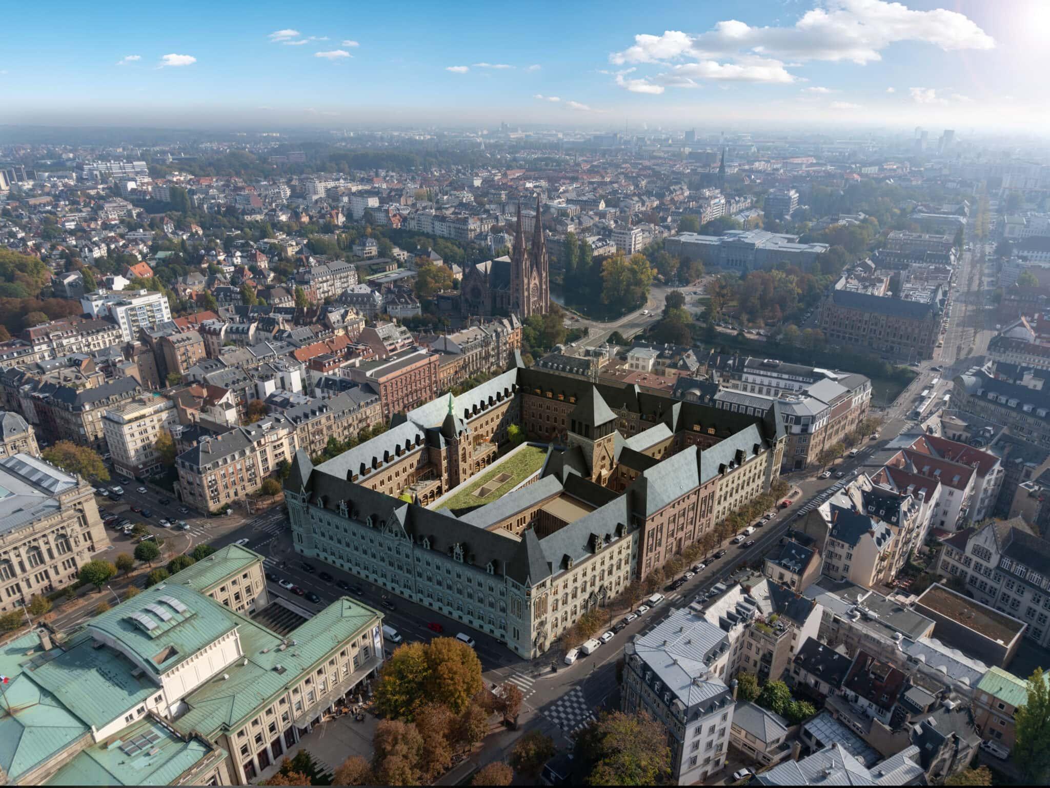 L'occasion manquée de l'Hôtel des Postes, patrimoine strasbourgeois reconverti en résidence haut de gamme
