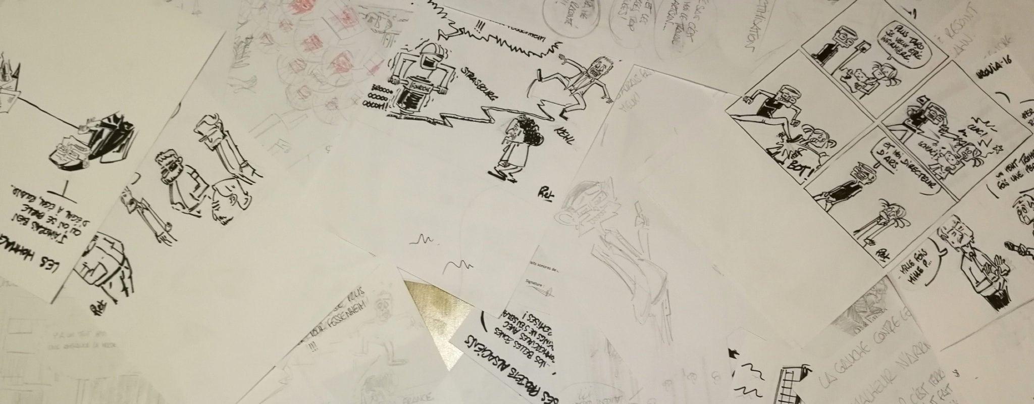 5 dessins de Piet auxquels vous avez échappé en 2020