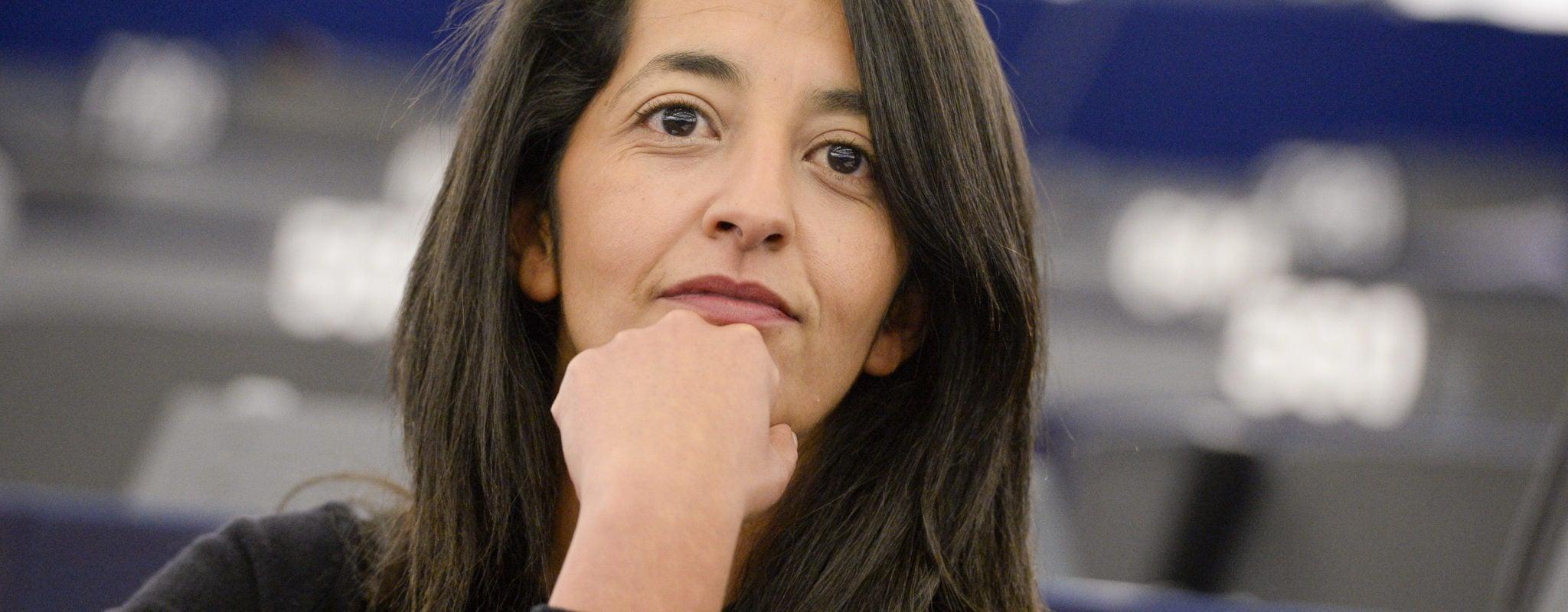Karima Delli: «Strasbourg doit pouvoir desservir l'Europe en train de nuit»