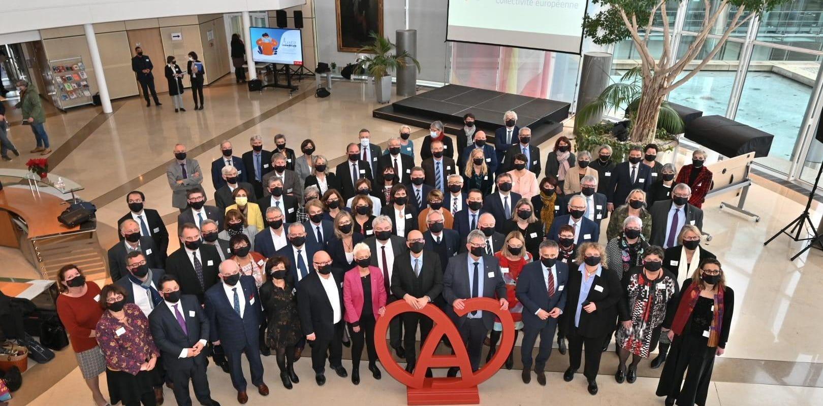 Qui sont les 15 vice-présidents et vice-présidentes de la nouvelle collectivité d'Alsace