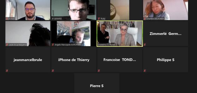 Chantal Cutajar et les «Citoyens engagés» espèrent secouer la démocratie locale strasbourgeoise