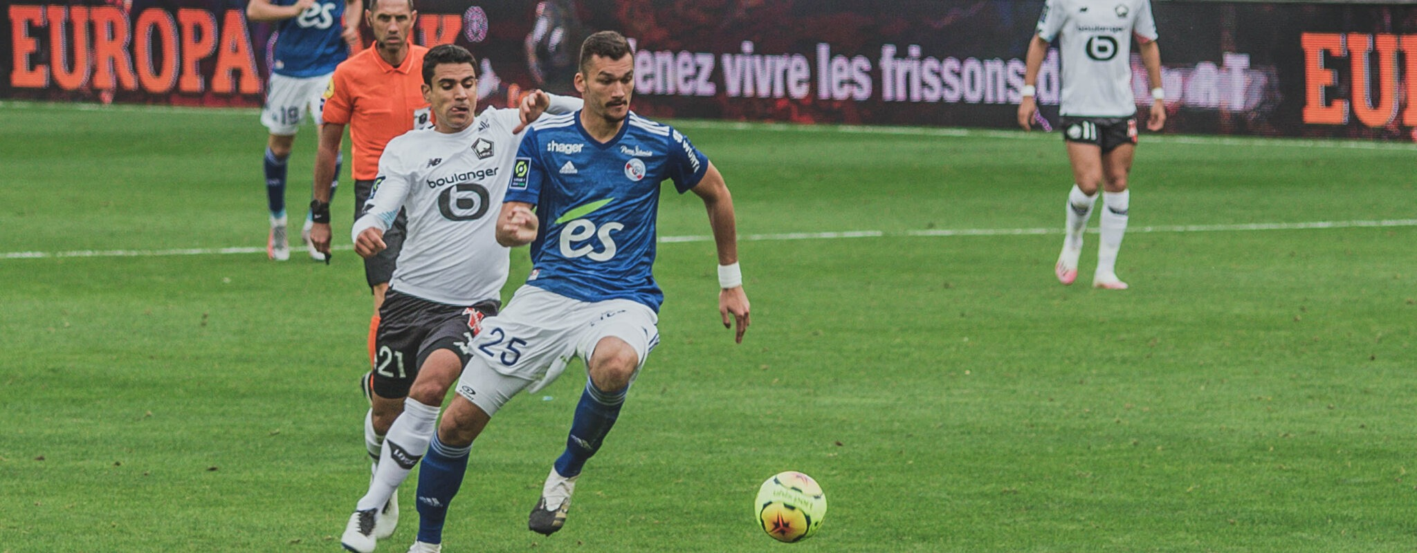 Retour sur le match entre Dijon et Strasbourg, nos tops et nos flops