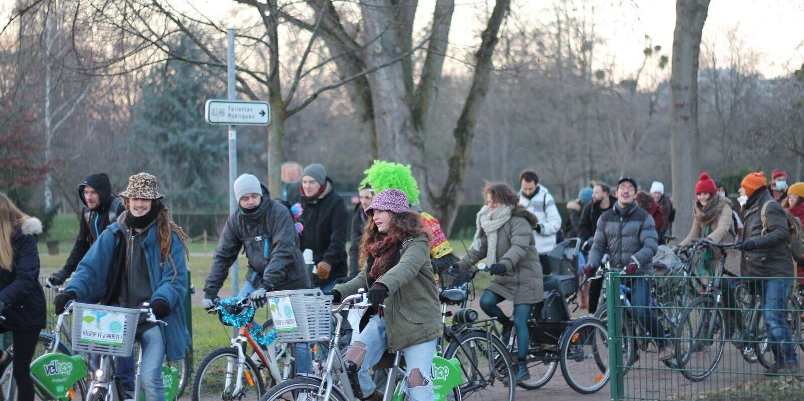 Seconde techno-parade à vélo samedi