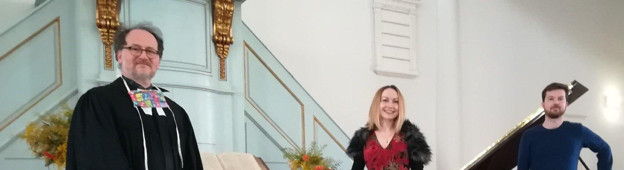 Avec ses «cultes musicaux,» une église offre une scène aux artistes