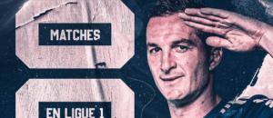 Après 246 matchs dont 100 en Ligue1, l'empreinte de Dimitri Liénard sur le Racing