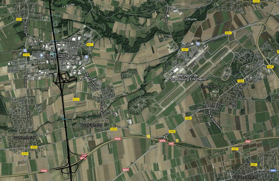 Après le GCO, le village de Duppigheim est menacé d'être enclavé