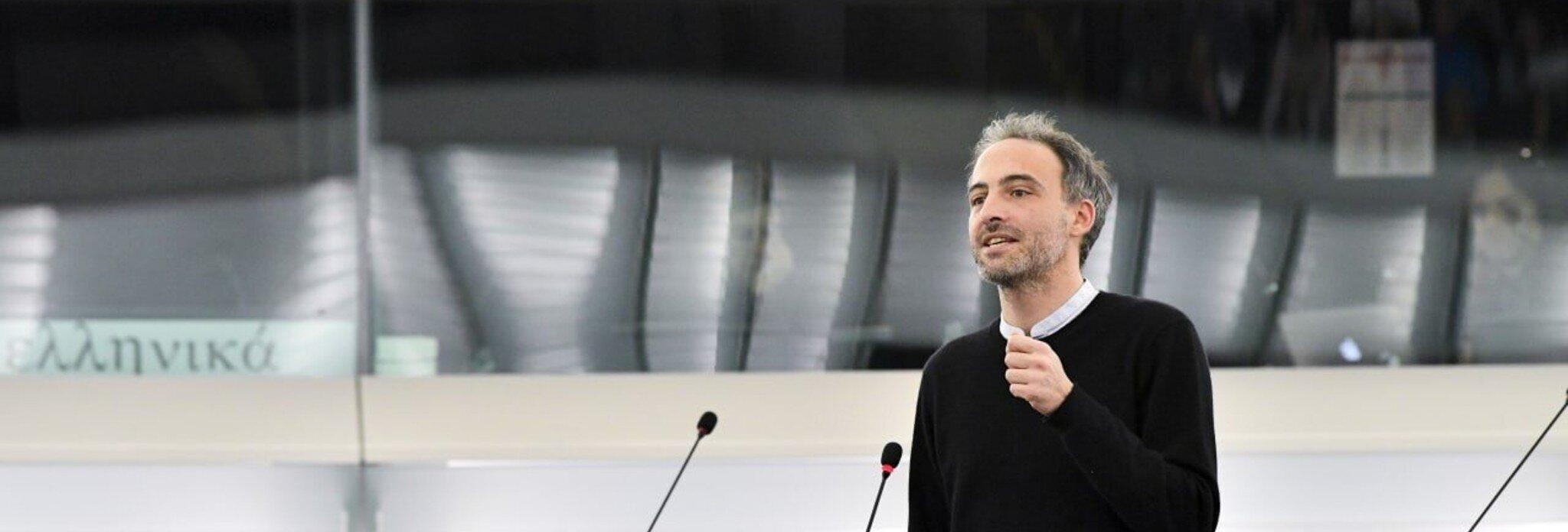 Raphaël Glucksmann: «Les citoyens veulent-ils financer une entreprise qui massacre des Ouïghours?»