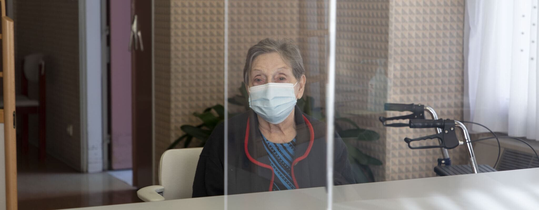 Dans un Ehpad strasbourgeois, la vaccination ne change rien à la vie quasi-confinée des résidents