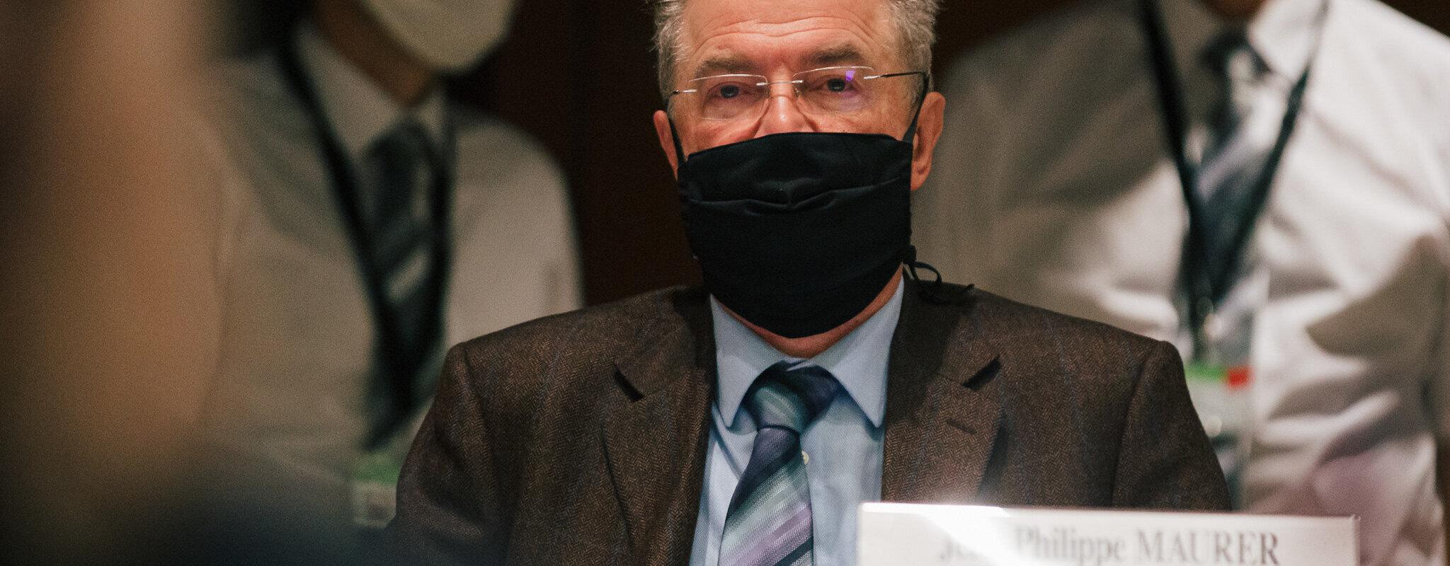 Pourquoi Jean-Philippe Maurer, élu de la Meinau, n'a pas pris part au vote sur la mosquée Eyyub Sultan