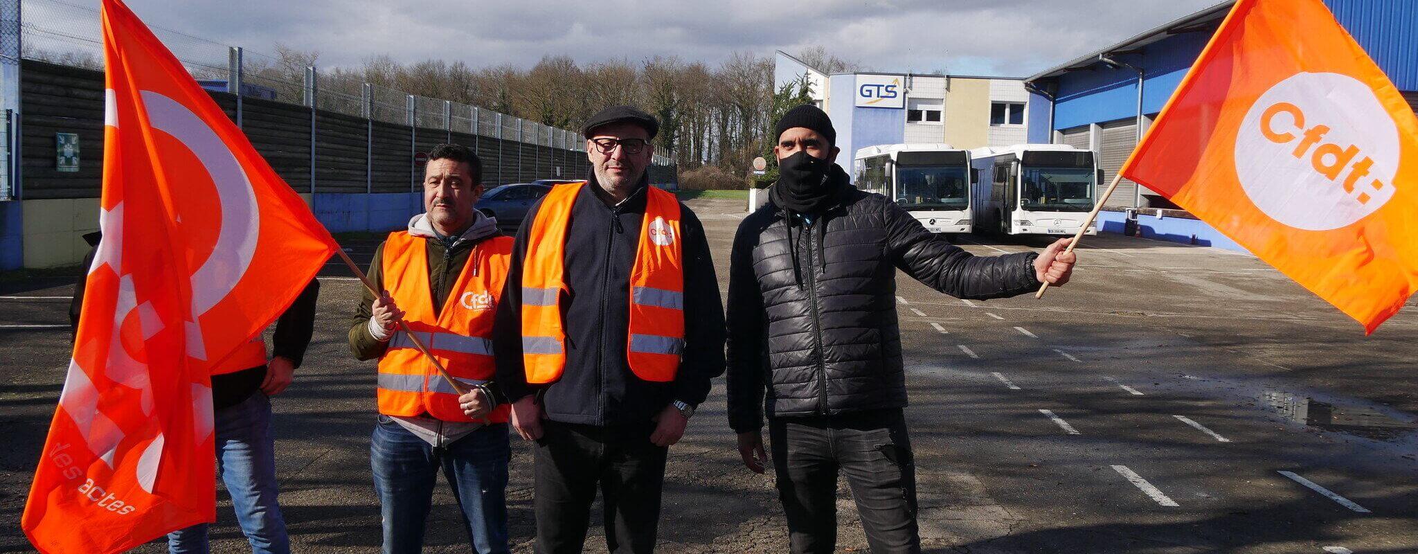 Après un accord, les conducteurs de bus du sous-traitant de la CTS mettent fin à leur grève