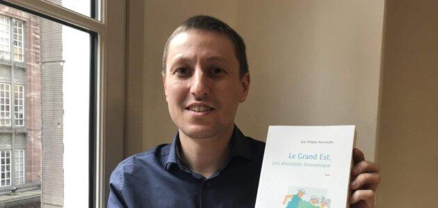 Jean-Philippe Atzenhoffer, économiste: «Le Grand Est est une dérive identitaire»