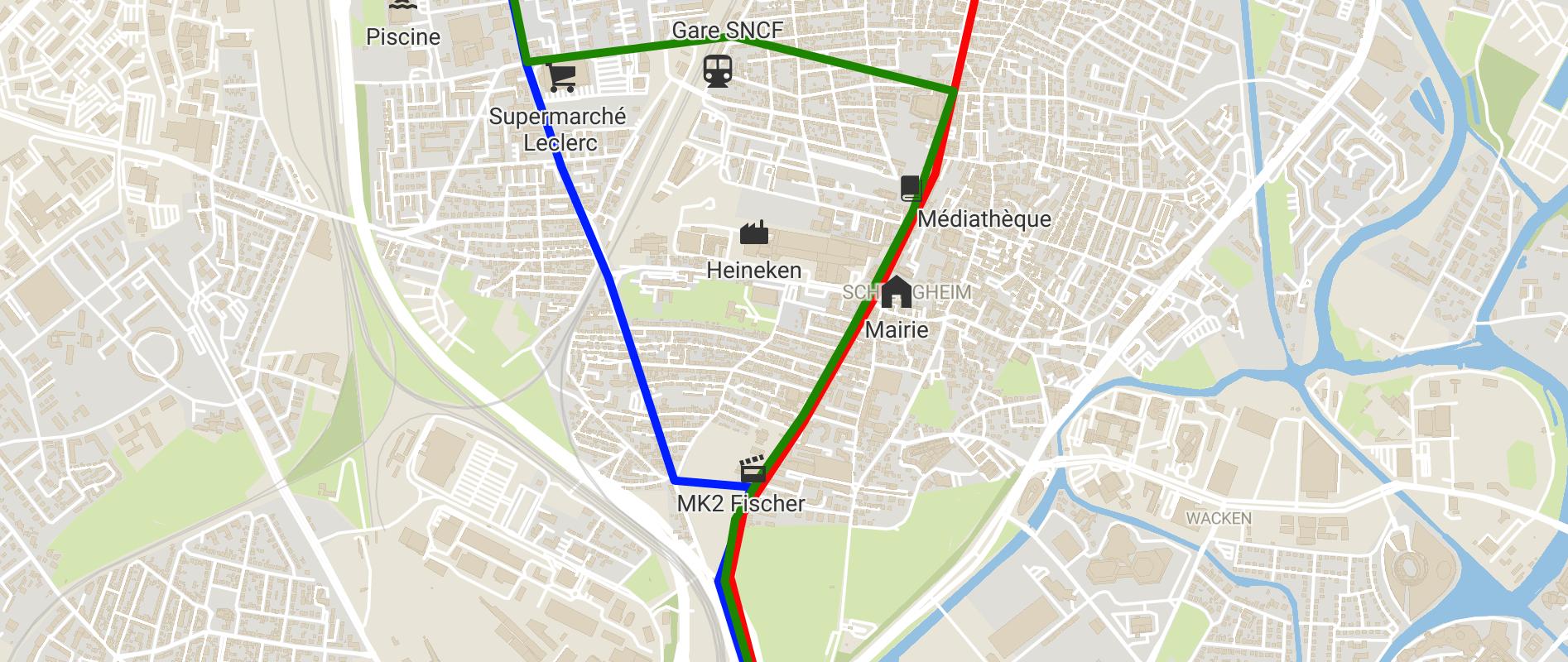 Tram au nord de Strasbourg: après 20 ans de débats, l'heure du choix à Schiltigheim