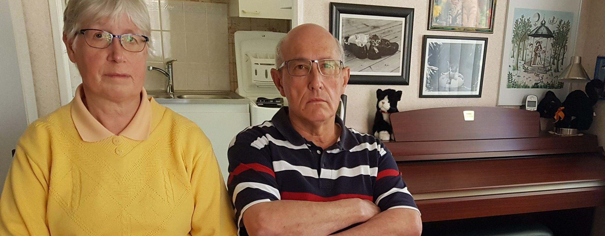 Ciblé par des menaces et tags antisémites depuis cinq ans, un couple de retraités subit l'indifférence