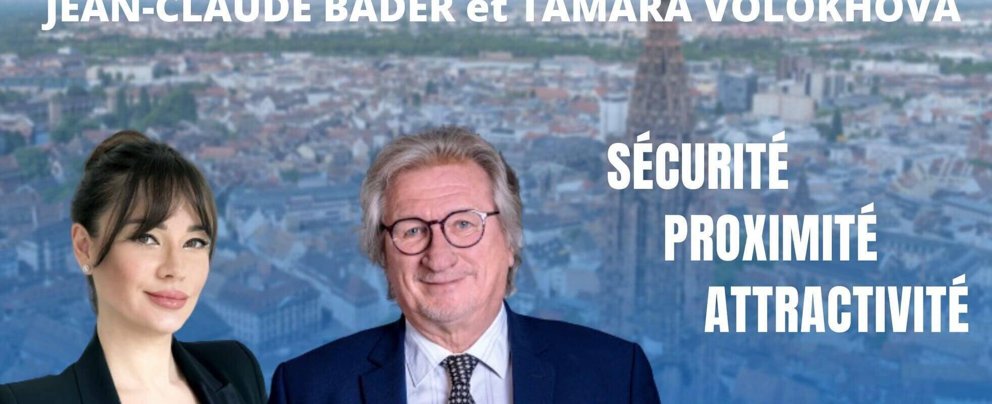 À Strasbourg, une agent d'influence russe et un fan de Johnny pour représenter le RN aux élections départementales