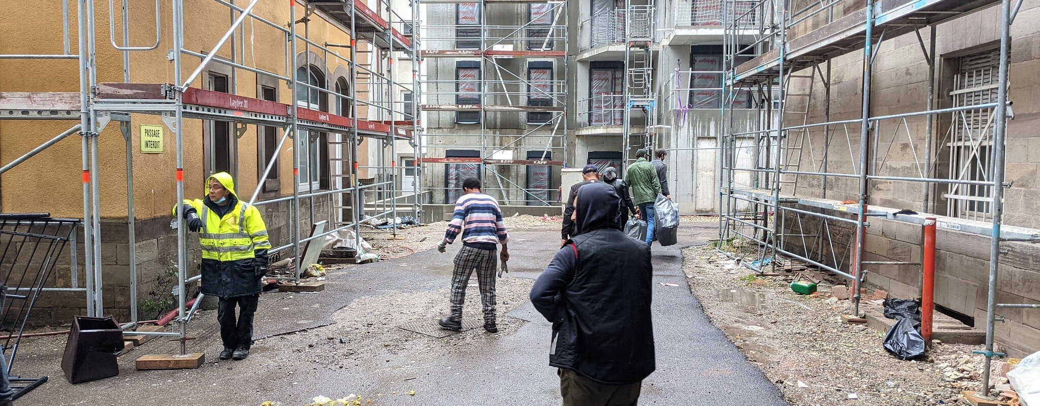 Strasbourg veut utiliser ses terrains et bâtiments vides contre la saturation de l'hébergement d'urgence