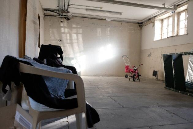 photo d'une pièce vide
