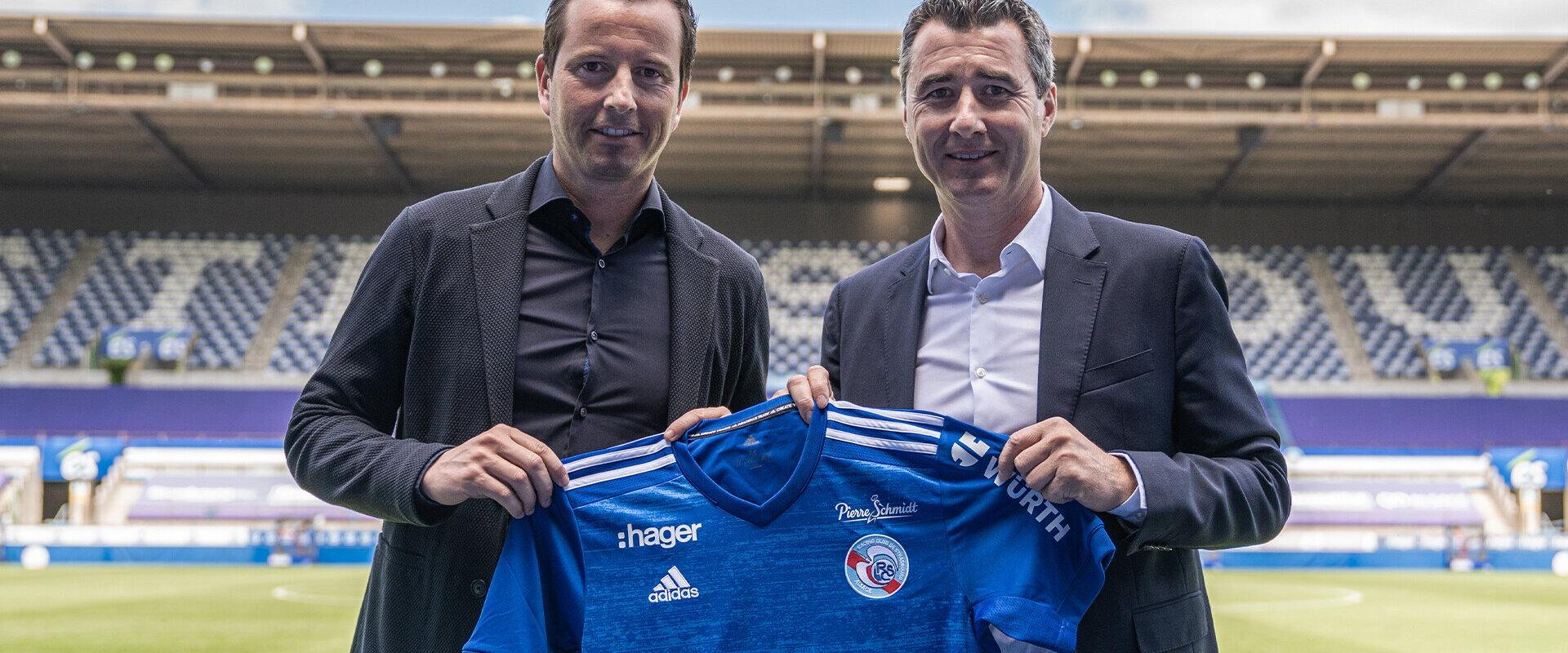 Qui est Julien Stéphan, le nouvel entraîneur du Racing?