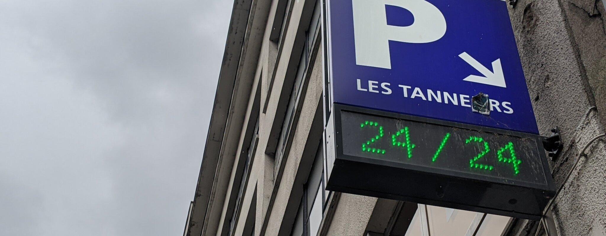Racheté, le parking de la rue du Fossé-des-Tanneurs sera transformé en bureaux