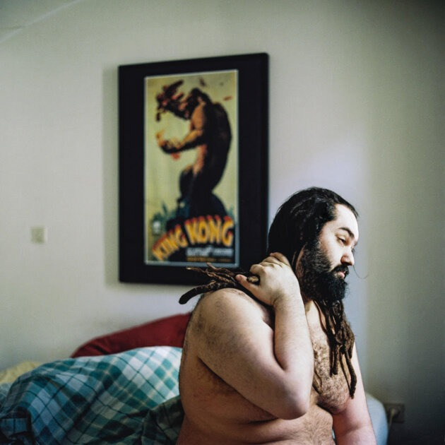 Rob au réveil (Photo Christophe Urbain)