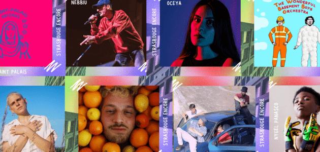 Strasbouge Encore, la compilation musicale de l'été strasbourgeois