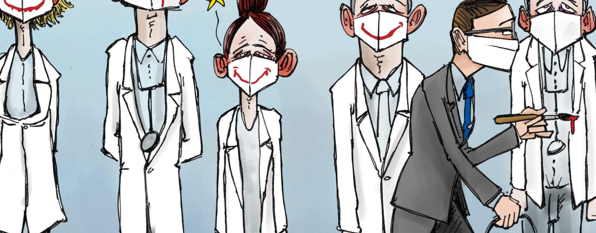 L'hôpital prend des mesures contre le burn out des internes