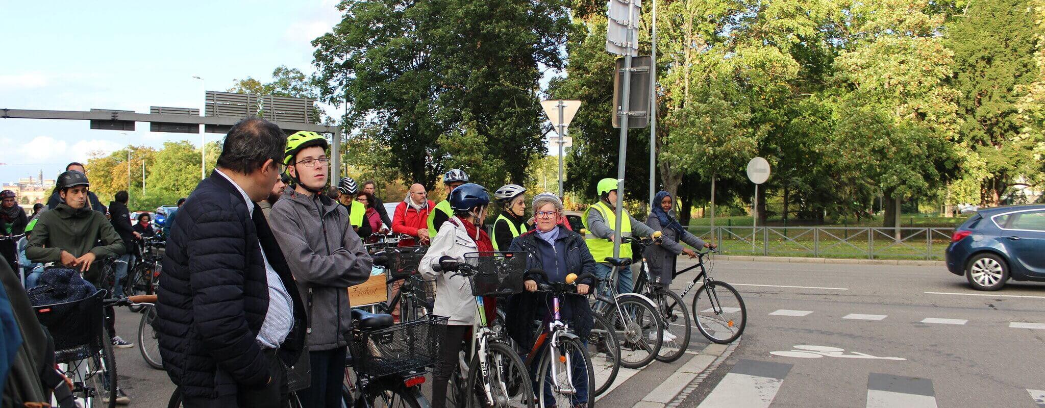 Une nouvelle Vélorution ce vendredi pour plus de pistes cyclables à Cronenbourg