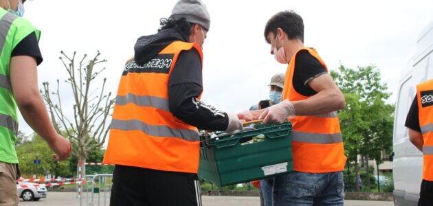 À Hautepierre, les jeunes forment le nouvel espoir de l'aide sociale