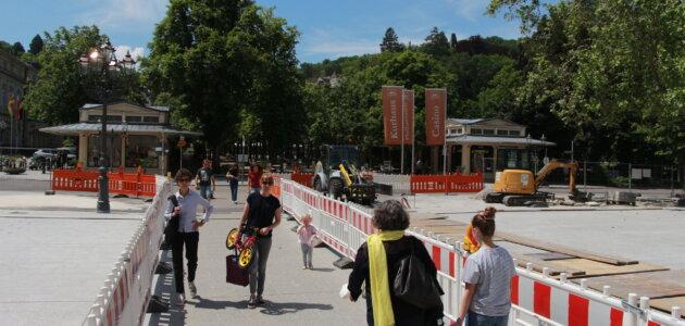À Baden Baden, des commerçants veulent bannir la voiture de leurs rues