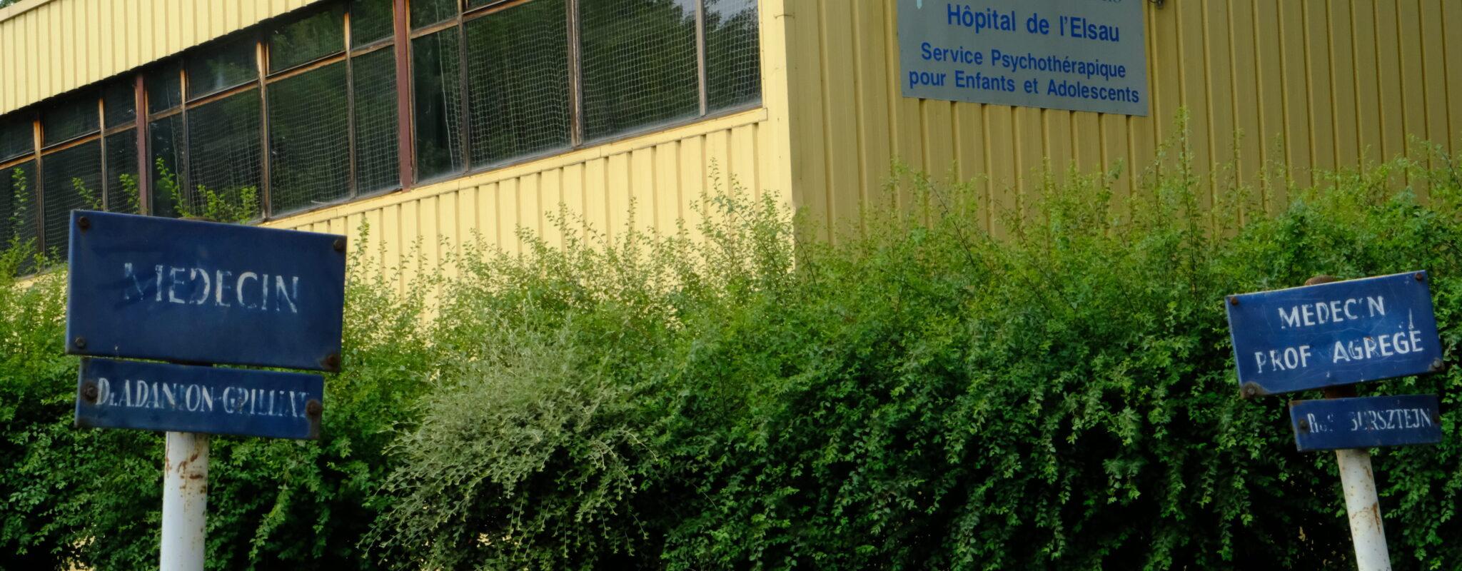 Vétuste, laid et isolé: à l'Elsau, le service de pédopsychiatrie du CHU attend son déménagement depuis plus de 10 ans