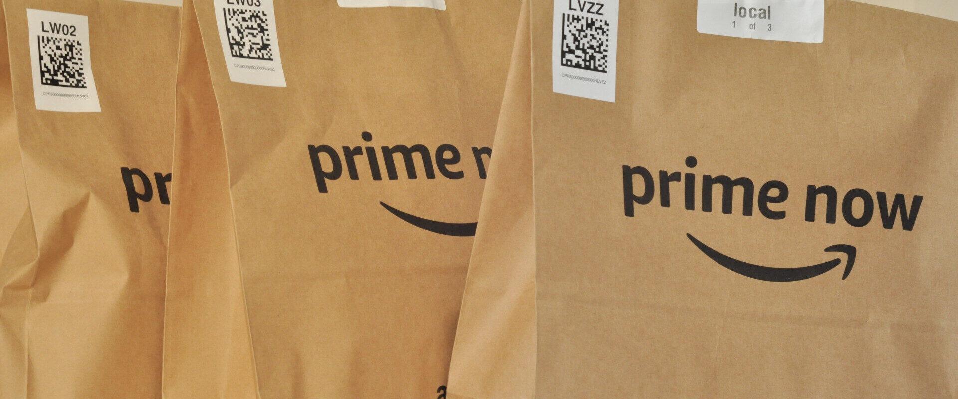 À Strasbourg, les dessous balbutiants de la livraison express d'Amazon