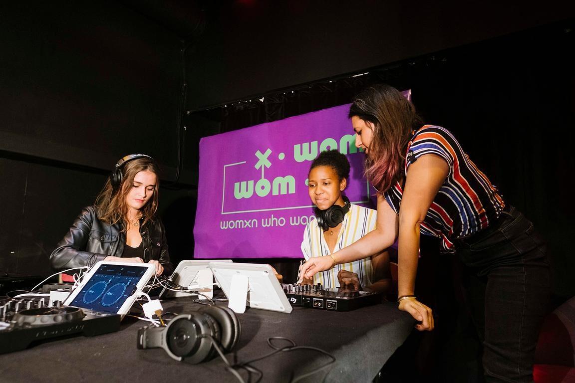 Wom.x : pour plus de femmes, personnes non-binaires et trans sur la scène électronique strasbourgeoise