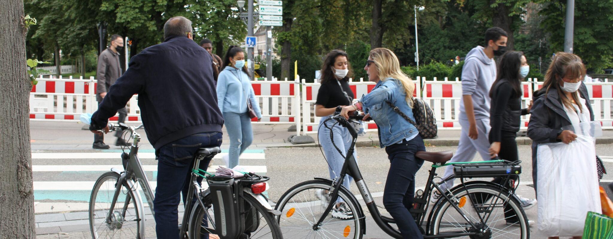 Le marché du vélo électrique en plein essor mais peu informé sur le recyclage