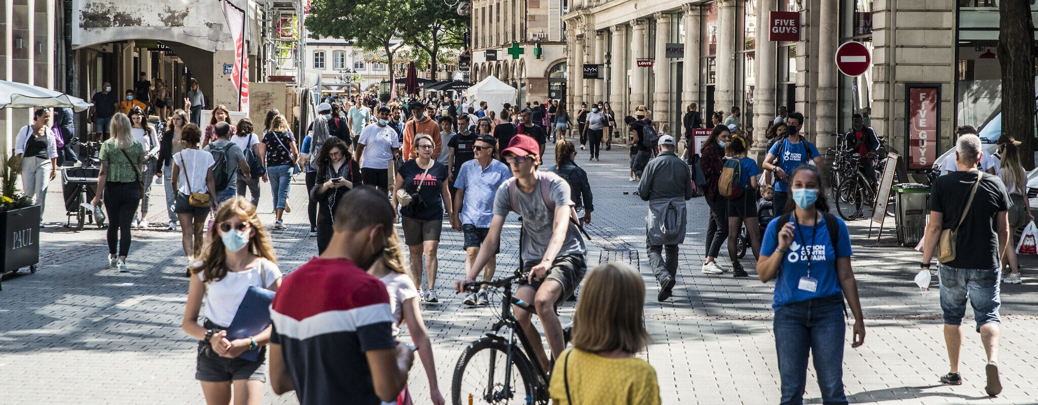 Vélo à Strasbourg: le contournement du centre-ville en débat, les conflits persistent