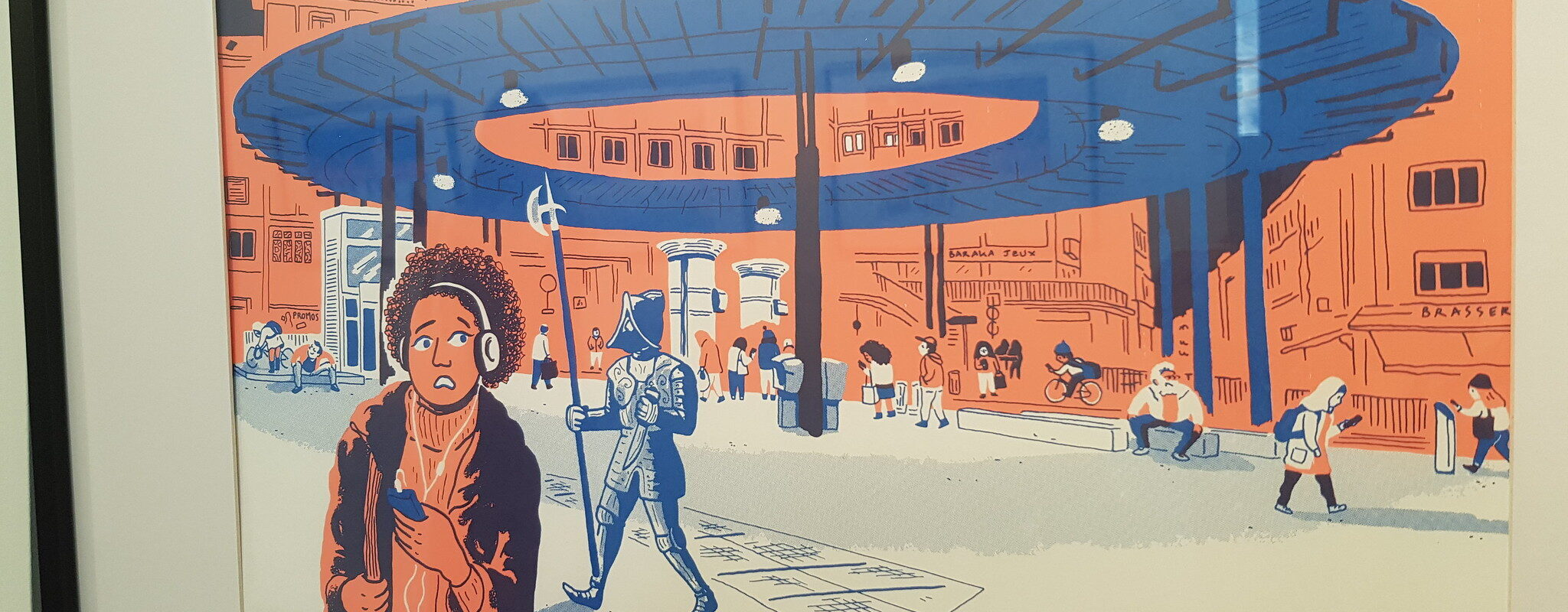 Les femmes sont «Dans la place», une exposition d'Ariane Pinel sur la parité dans la ville